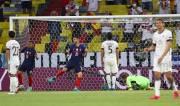 Gol Bunuh Diri Bikin Jerman Tertinggal dari Prancis di Babak Pertama