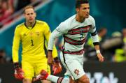 Tak Peduli Torehan Gol, Ronaldo Ingin Terus Menang