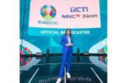 Presenter Sere Kalina Jagokan Portugal di Piala Eropa 2020?Cek Jadwal Pertandingan Malam Ini!