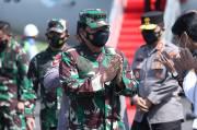 Tegas! Panglima TNI Minta Tegakkan PPKM Mikro di Madiun