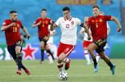 Lima Fakta Menarik Hasil Imbang Spanyol vs Polandia