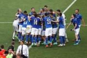 Deretan Rekor Timnas Italia di Piala Eropa 2020