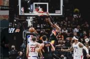 Hasil Final Playoff NBA 2020-2021: Kalahkan Clippers, Suns Rebut Game Pertama