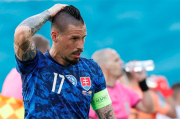 Dicukur Spanyol, Hamsik Akui Timnas Slovakia Kalah Kualitas