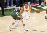 Final NBA Wilayah Timur: Atlanta Hawks Tekuk Bucks di Game 1