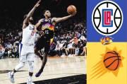 Jelang Final Wilayah Barat NBA, Phoenix Suns Incar 10 Kemenangan Beruntun
