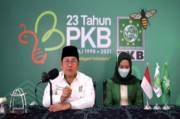 Harlah ke-23, Cak Imin Pamer PKB Tak Lagi Partai Papan Tengah
