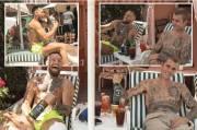 McGregor Patah Kaki Pesta Wiski, Justin Bieber: Sarapan Para Juara!