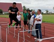 Ketua PASI Sulut Janjikan Bonus bagi Sprinter yang Tembus Final di PON Papua