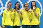 Gegara Lepas Masker, IOC Bakal Perketat Aturan Protokol Kesehatan di Olimpiade Tokyo 2020