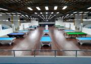 Cabor Biliar Pakai Peralatan Berstandar Kejuaraan Dunia di PON XX Papua 2021