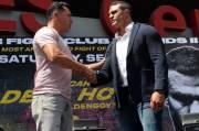 Duel Juara Oscar De La Hoya vs Vitor Belfort di Kelas Penjelajah