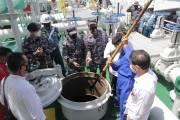 TNI AL Tangkap Kapal Tanker Berbendera Panama, Langgar Aturan di Perairan Batam