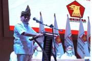 Muzani Serukan Kader Gerindra Jadi Pendekar NKRI