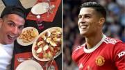 Pemain MU Hindari Makanan Cepat Saji gara-gara Ronaldo