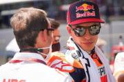 Marc Marquez Masih Ugal-ugalan di MotoGP