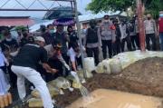 Musnahkan Ribuan Liter Miras, Polres Bolmong: Kami Akan Gencarkan Operasi