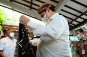 Menko Airlangga: Diversifikasi Batik Dorong Pemulihan Ekonomi Nasional