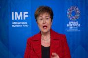 Bos IMF Tagih Janji Negara Kaya Soal Bantuan Vaksin