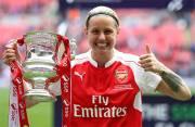 Legenda Sepak Bola Wanita Kelly Smith Jadi Duta Kampanye Kegiatan Amal