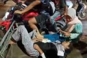 Dilindas Truk Tangki Saat Naik Motor, 2 Gadis Cantik di Medan Nyaris Tewas