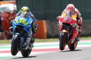 Jelang MotoGP San Marino 2021: Joan Mir Pertanyakan Strategi Marquez Buntuti Pembalap