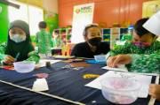 Kembangkan Kreativitas, MNC Peduli Ajak Anak-Anak di Cianjur Bermain dan Belajar