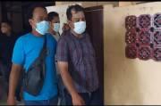 Sok Jagoan Palak Pedagang, Ketua Ormas Ini Ciut saat Diciduk Polisi