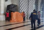 Kronologi Pembakaran Mimbar Masjid Raya Makassar, Pelaku Sengaja Tutupi CCTV