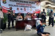 Pelaku Pembunuhan di Lampung Utara Ditangkap di Sumatera Selatan