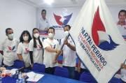 Kepengurusannya Diresmikan, DPD Perindo Pematang Siantar Kerja Keras Lawan Politik Uang