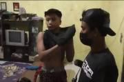 Brutal Saat Rusak Kafe, Anggota Geng Motor di Medan Tak Berdaya Diringkus Polisi