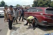 Laka Maut di Jalinsum Batu Bara, 2 Wanita Pengendara Vario Tewas di Tempat