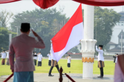 Ridwan Kamil Sebut Santri Garda Terdepan Lawan Ideologi Ancam Pancasila dan NKRI