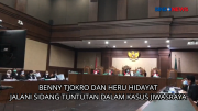 Benny Tjokro Jalani Sidang Tuntutan Kasus Jiwasraya