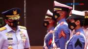 Panglima TNI Wisuda 923 Prajurit Taruna Akademi TNI dan Bhayangkara Taruna Akpol