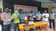 Curi Belasan Tablet, Anak Penjaga Sekolah Ditangkap