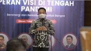 Tiga Program Unggulan Bupati Bantaeng Ilham Azikin Agar Ekonomi Tetap Tumbuh di Masa Pandemi Covid-19