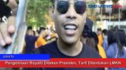 Pengelolaan Royalti Diteken Presiden, Tarif Ditentukan LMKN