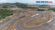 Balap MotoGP Ditunda, Persiapan Sirkuit Mandalika Terus Berjalan