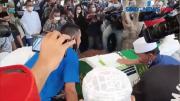 Jenazah Sapri Pantun Dimakamkan di TPU Ulujami