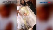 Viral! Aksi Pengantin Pria Usai Ijab Kabul bikin Istri Bete