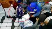 Aksi Pencurian Terekam CCTV, Wanita Beraksi di Toko Grosir