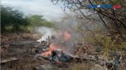 Helikopter Militer Kenya Jatuh, 17 Tentara Tewas