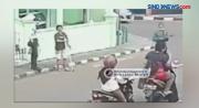 Viral, 2 Pengemis Pura-Pura Cacat Terekam CCTV