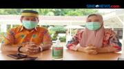 Gubernur Kalimantan Utara dan Istri Positif Covid-19