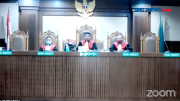 Mantan Menteri Kelautan dan Perikanan Edhy Prabowo Divonis 5 Tahun Penjara