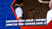 Gubernur Anies Jenguk 2 Harimau Sumatera yang Terpapar Covid-19