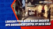 Langgar PPKM, Akad Nikah Anggota DPR Dibubarkan Satpol PP Kota Solo