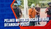 Pelaku Mutilasi Bocah di Riau Ditangkap Polisi